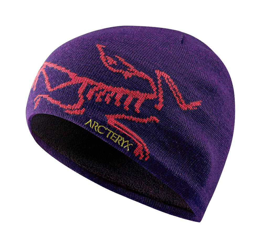 Arcteryx Royale / Grenadine Bird Head Toque